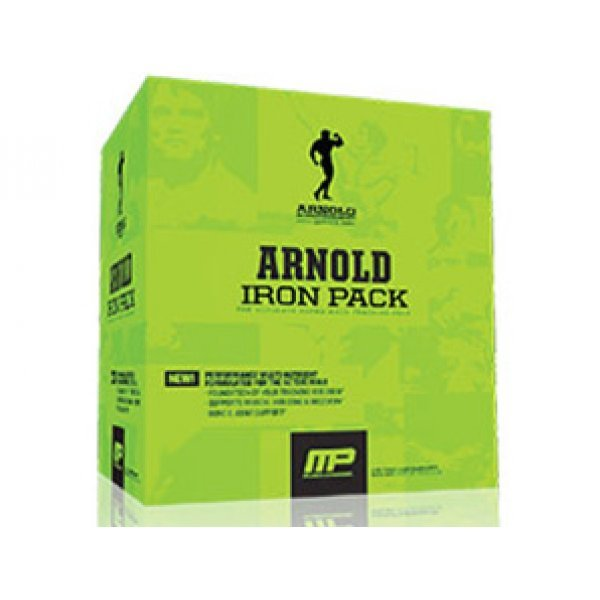 MP Arnold Series IRON PACKMP Arnold Series IRON PACK