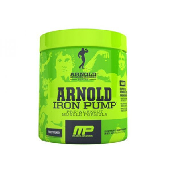 MP Arnold Series IRON PUMPMP Arnold Series IRON PUMP