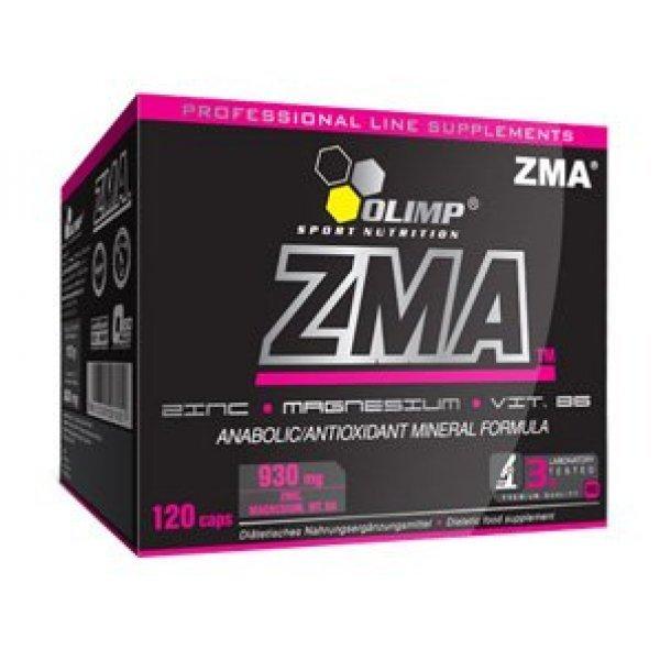 Olimp ZMA 120 капсулиOlimp ZMA 120 капсули