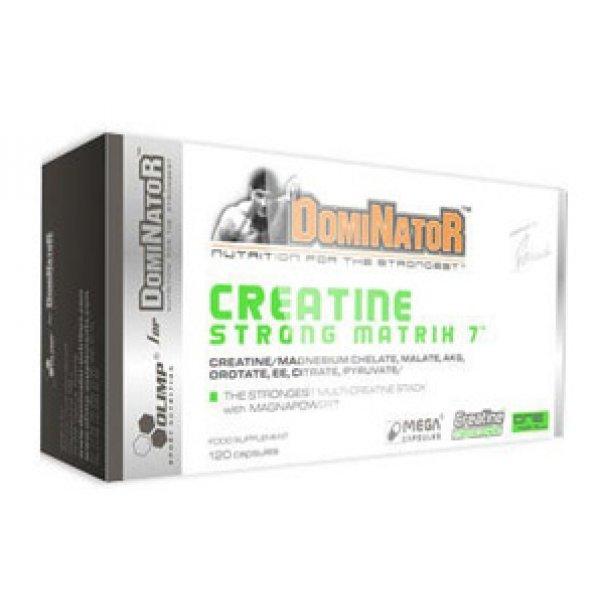 Olimp Creatine Strong Matrix 7 120 капсулиOlimp Creatine Strong Matrix 7