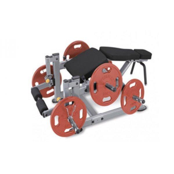 Уред за крака inSPORTline Steelflex PlateLoad line PLLC in 5097