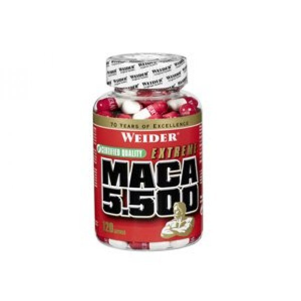 Weider Маса 5500 120 капсулиWeider Маса 5500 120 капсули