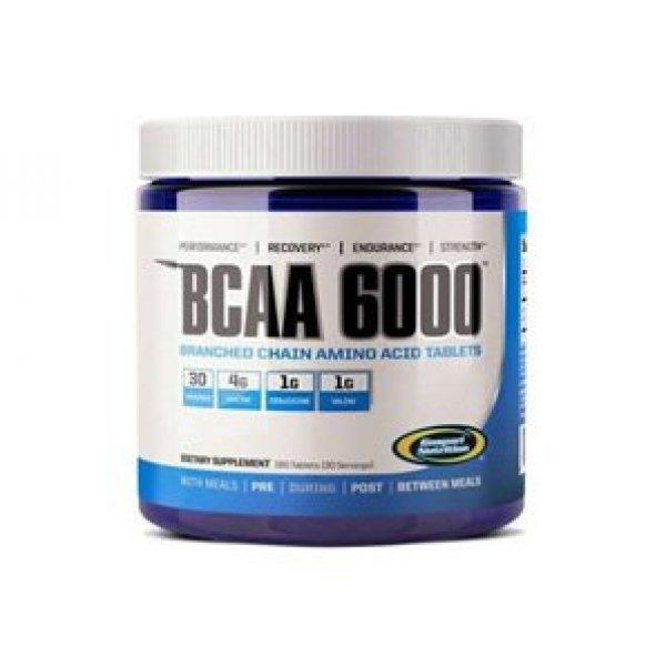 Gaspari BCAA 6000 180 таблеткиBCAA 6000