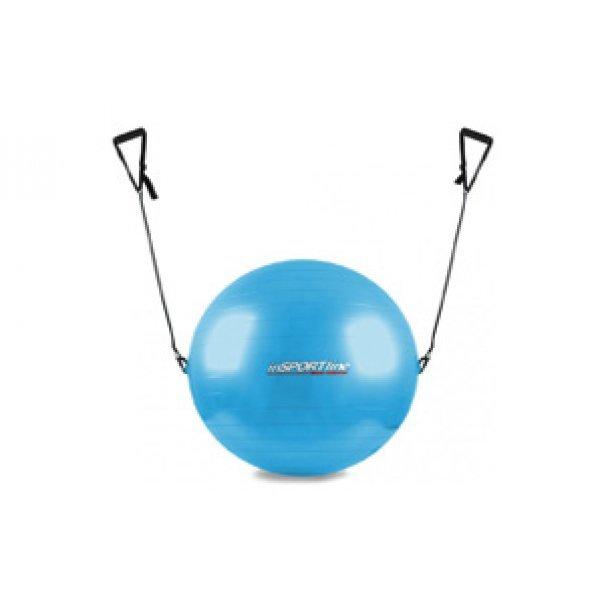 Гимнастическа топка с ластици inSPORTline 55 см IN 485