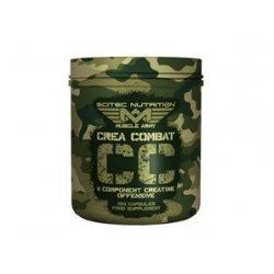 Scitec CREA COMBAT 150 капсули