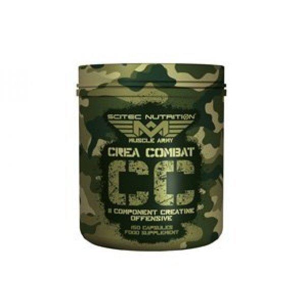 Scitec CREA COMBAT 150 капсулиScitec CREA COMBAT 150 капсули