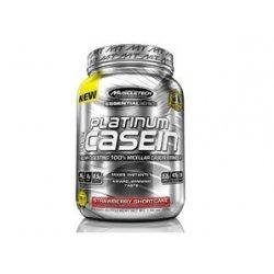 MuscleTech Platinum 100% Pure Casein 824 гр