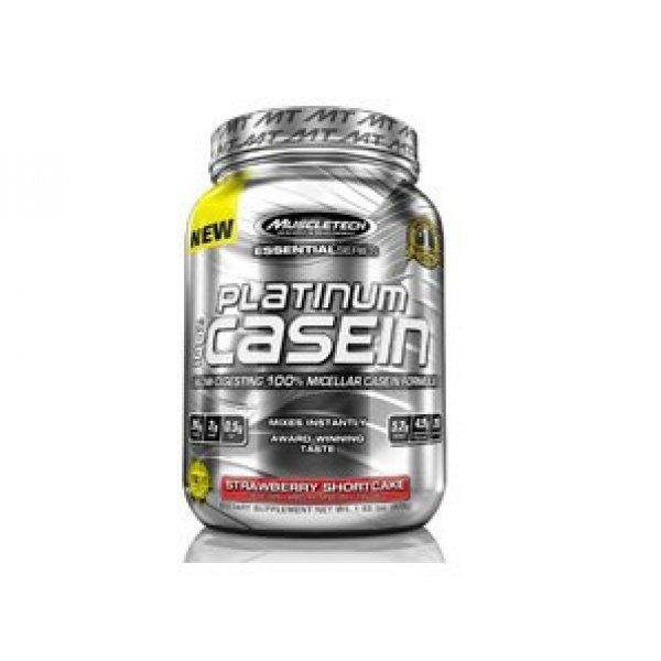 MuscleTech Platinum 100% Pure Casein 824 грMuscleTech Platinum 100% Pure Casein 824 гр
