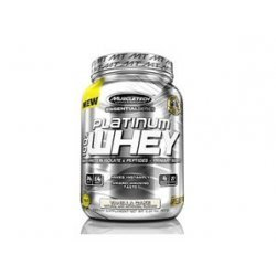 MuscleTech Platinum 100% Pure Whey 907 гр