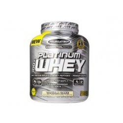 MuscleTech Platinum 100% Pure Whey 2280 гр