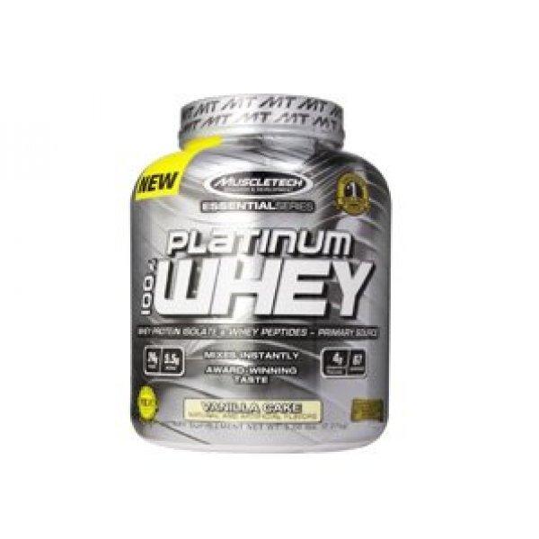 MuscleTech Platinum 100% Pure Whey 2280 грMuscleTech Platinum 100% Pure Whey 2280 гр