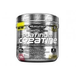 MuscleTech Platinum Micronised Creatine 400 гр