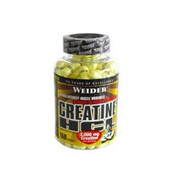 Weider Creatine HCL 150 капсулиWeider Creatine HCL 150 капсули