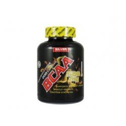 Silver Nutrition BCAA 500 200 капсули