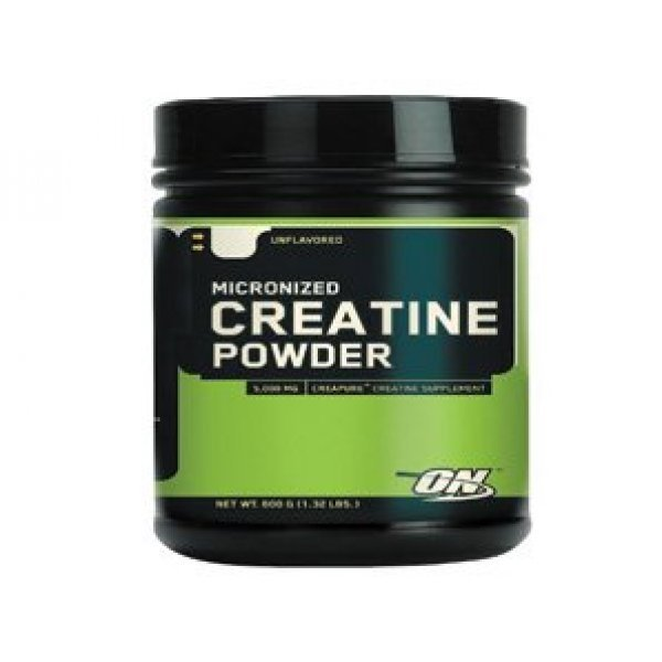 Optimum Nutrition Creatine powder 600 грcreatinepowder