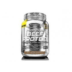 MuscleTech Platinum Beef Protein 908 гр
