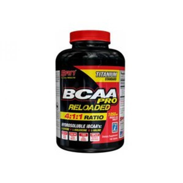 SAN BCAA Reloaded 4:1:1 180 таблеткиSAN BCAA Reloaded 4:1:1 180 таблетки