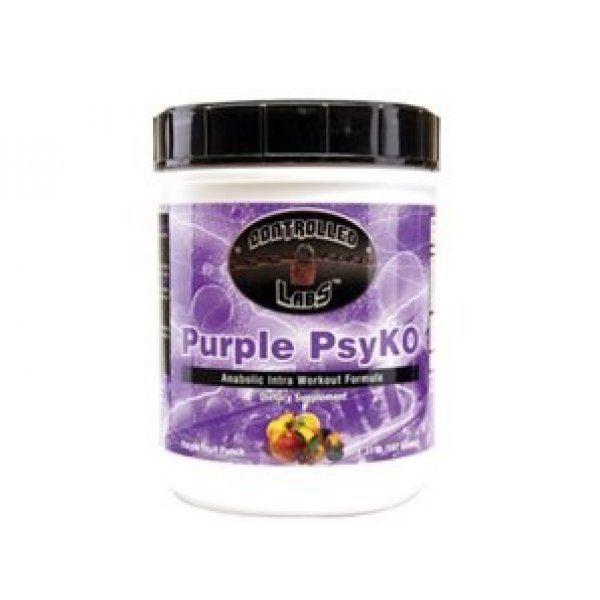 Purple PsykoPurple Psyko
