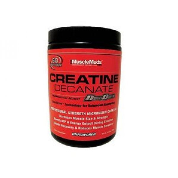 Muscle Meds Creatine Decanate 300 грCreatine Decanate