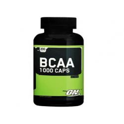 ON BCAA 1000 - 200 капсули