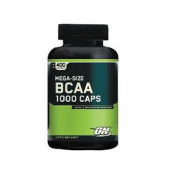 Mega-Size BCAA 1000 - 400 капсули