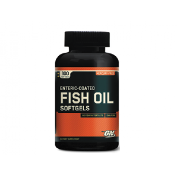 Optimum Nutrition Fish Oil 100 капсулиoptimumfishoil100caps