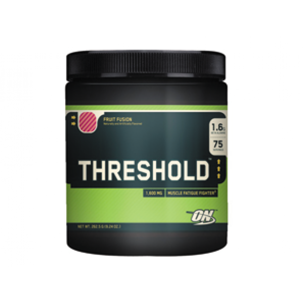 Optimum Threshold Beta Alanine 263 грThreshold