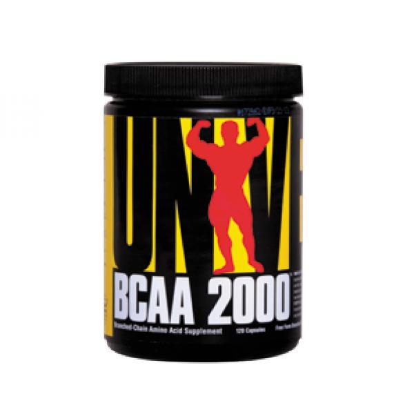 Universal BCAA 2000 120 капсулиbcaa2000