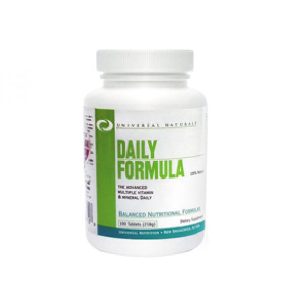 Universal Daily Formula 100 таблеткиdailyformula