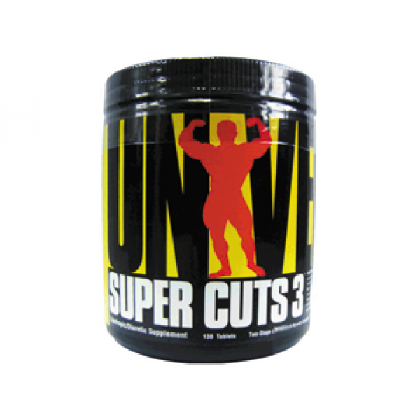 Universal Super Cuts 3 130 таблеткиsupercuts3