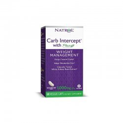 Natrol White Kidney Bean Carb Intercept 60 капсули