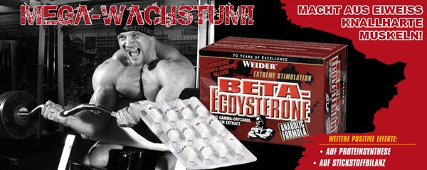 beta ecdysterone ad