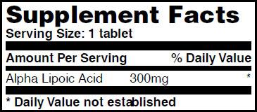 Резултат с изображение за HAYA LABS Sustained Release Alpha Lipoic Acid 300mg supplement