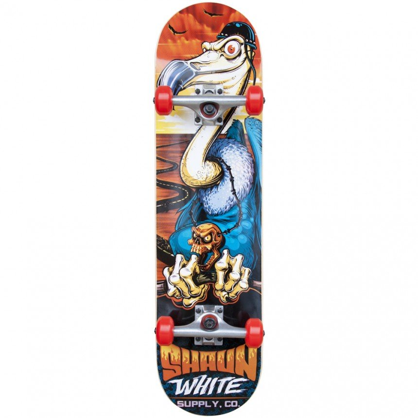 Skateboard Shaun White Vulture-860x860