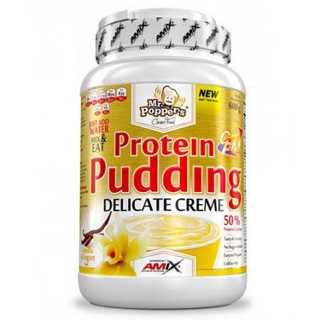 AMIX Protein Pudding Creme 600 гр 2