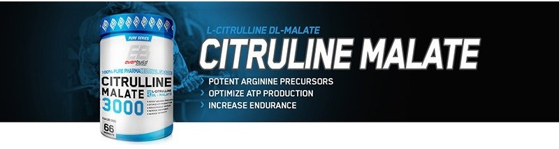 EVERBUILD Citrulline Malate 3000 200 гр 1